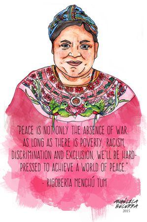 This Latina Celebrates Feminists of Color Through Her Art Series