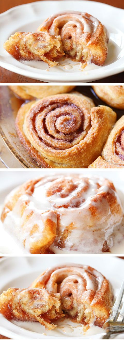 The best cinnamon bun recipe on Pinterest!!