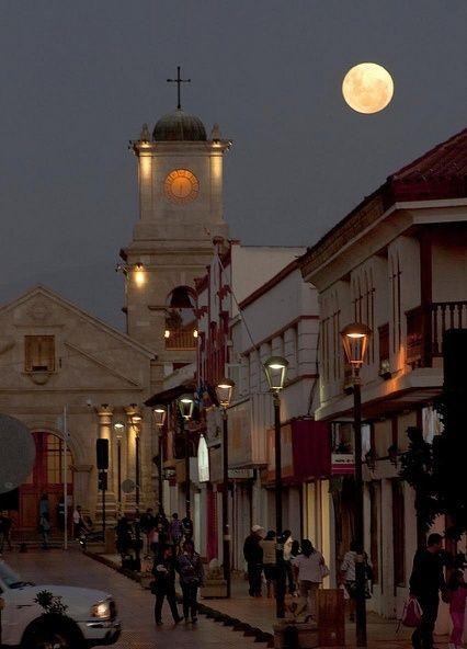 La Serena in the IV Region