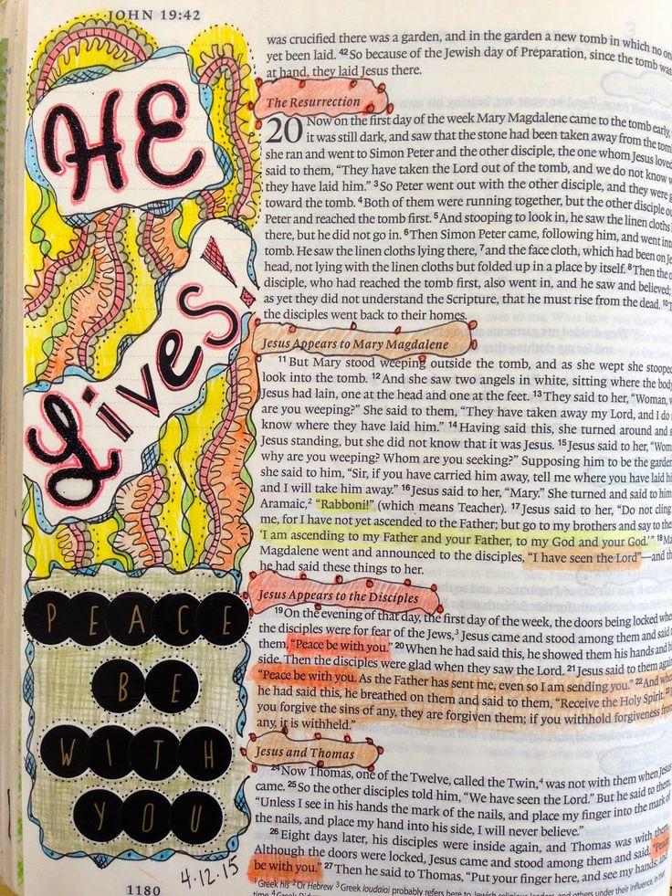 232 best images about BIBLE JOURNAL: John on Pinterest ...