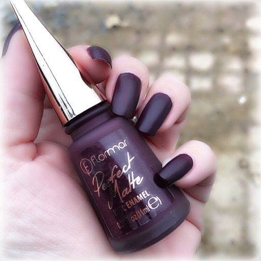 AUDREY: Flormar Future Historical Collection   – Nail Polish