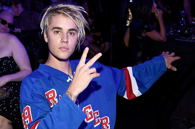Watch Justin Bieber Debut New Haircut at Drake's 'Views' Album Release Party      Mitchell Peters   Mitchell Peters              Justin Bieber is officially ...