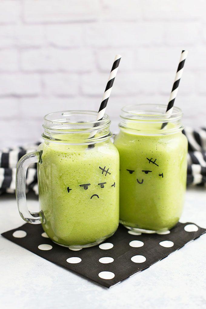 Cute, Easy Halloween Food Ideas - Gluten Free, Dairy Free  Vegan