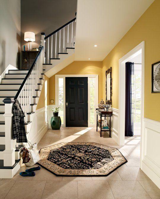 Best 25+ Entryway paint colors ideas on Pinterest | Foyer ...