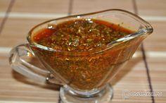 Соус чермула (шермула) ( как приправа и в качествн маринада )