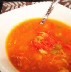 Ghanaian light soup