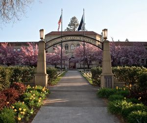 Southern Oregon University (SOU) where my daughter wants to study Forensic Science