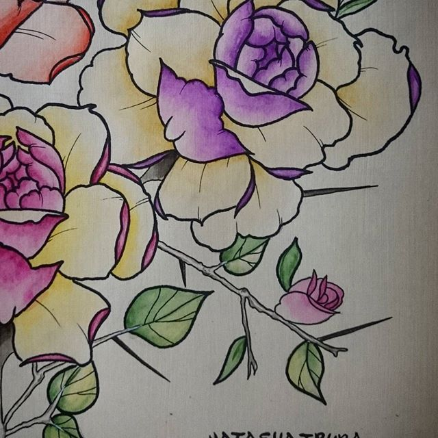 Кусочек моей новой работы 🤗  ________________________________________ #designer #art  #trubatattoo #tattooart #tattooartist #neotraditional #pionies #traditionaltattoo #linework #dotwork #mandala #blackwork #illustration  #new #like #hannibal #tattoosketch #black #blackart #geometry  #mandalas #sketch #tattooflash #tattoos #tattoo  #blacktattoo #tattooed #neotrad #design #tattooer