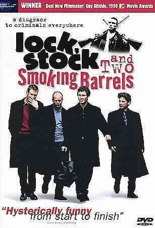 Lock, Stock and Two Smoking Barrels [PN1997.A23 L625 2003]  	A streetwise charmer who loses his friends' money in a rigged game comes up with a plan to make everything come out right, but ends up in a comedy of errors.