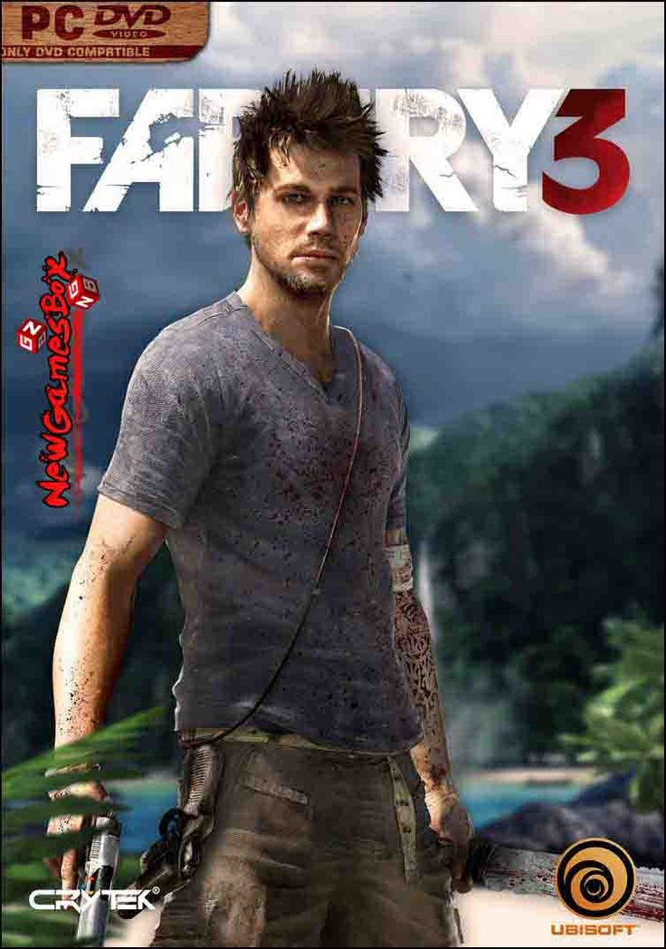 Far Cry 3 PC Game Free Download Full Version, PC System Requirements