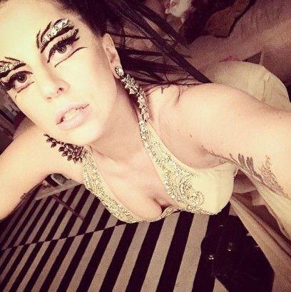 Lady Gaga : ses sourcils sont sa nouvelle passion