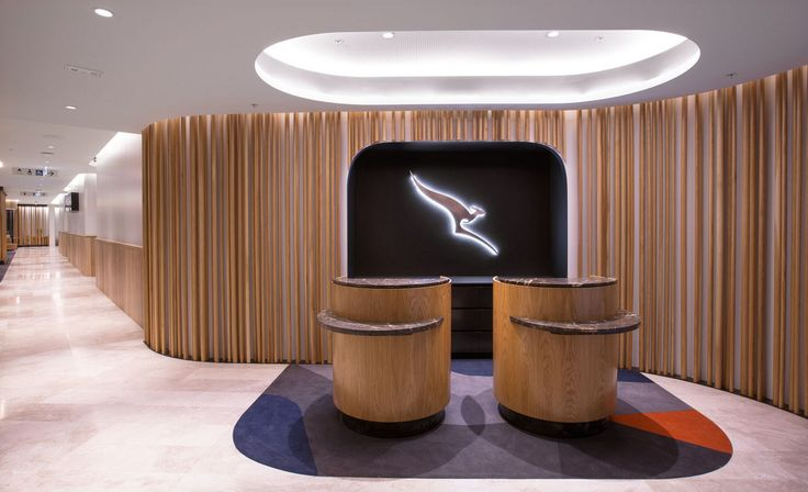 The new Qantas Business Lounge at Perth Airport is now open, and Australian…