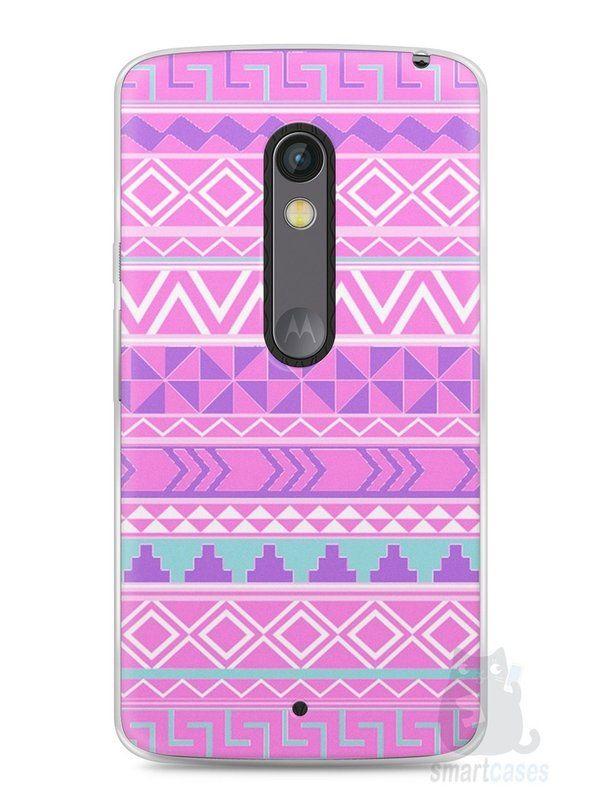 Capa Capinha Moto X Play Étnica #6 - SmartCases - Acessórios para celulares e tablets :)