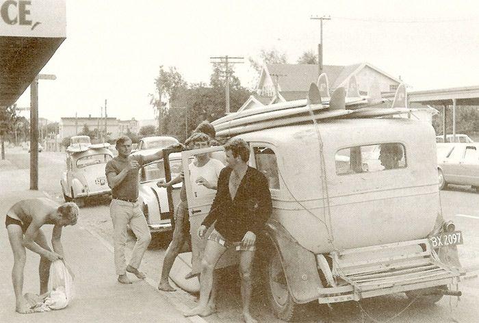 The Jalopy Journal » Blog Archive » Vintage Surf Transportation