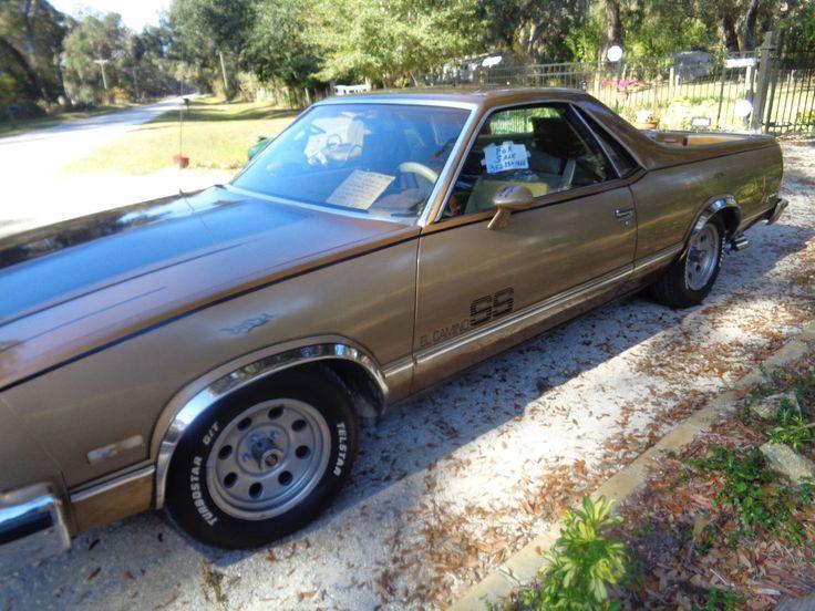 rebuilt Engine 1982 Chevrolet El Camino vintage