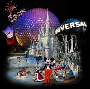 Disney World, Orlando Florida