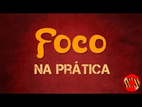 Aula de Fotografia - Foco (audio corrigido)