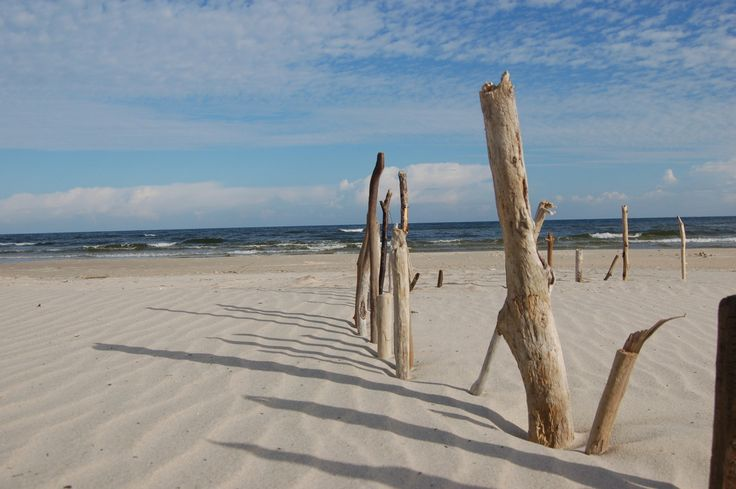 Baltic seaside - Jantar.