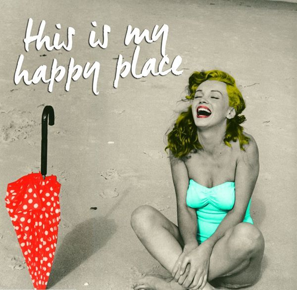 Marilyn, inpiration happy
