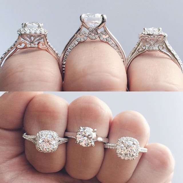 straight amavida gold bella gabriel mounting white syracuse henry rings product rose and jewelers ring semi ny round diamond wilson engagement