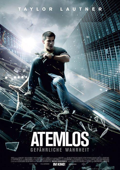 Poster zum Film: Atemlos - Gefährliche Wahrheit