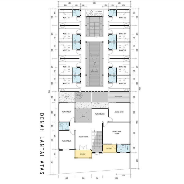 56 Ide Kontrakan Di 2021 Rumah Denah Rumah Arsitektur