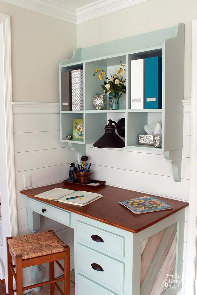 While He Was Napping: {Guest Post} Nook Spaces by Uniquely Undone