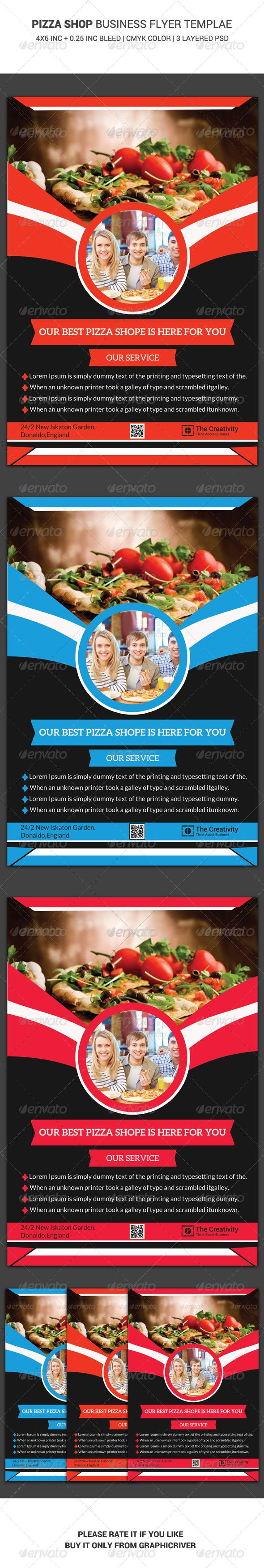 Best Restaurant Flyer Design Images On   Flyer