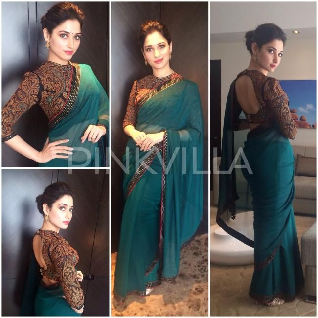 Yay or Nay : Tamannaah in Tarun Tahiliani | PINKVILLA