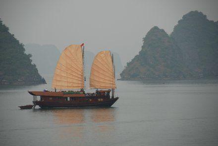 Vietnam - Reise von Hanoi nach Saigon mit öffentliche Verkehrsmitteln