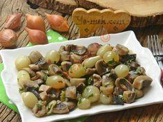 Arpacık Soğanlı Mantar Sote Resimli Tarifi - Yemek Tarifleri