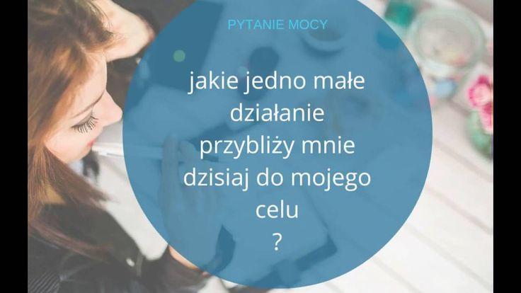 Zestaw motywacji do działania na każdy dzień. Poznaj swoją moc - www.poznajswojamoc.pl