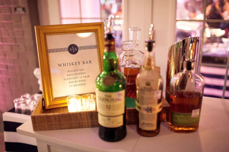 Wedding Signature Drinks for the Fall Winter Season | Jenny DeMarco Photography | Signature Drinks