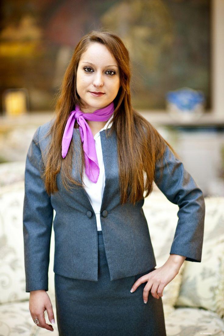 Serena, receptionist @ Mgallery Villa Olmi - Florence