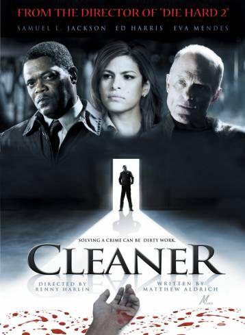 Esta película de suspenso es excelente. Un especialista en limpieza biológica se ve envuelto en una investigación de un crimen.