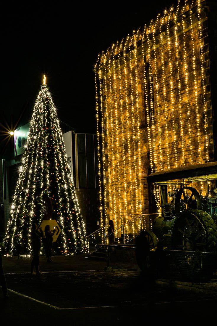 Motat Christmas Lights 2020 MOTAT Christmas Lights Raise Money For Auckland Children