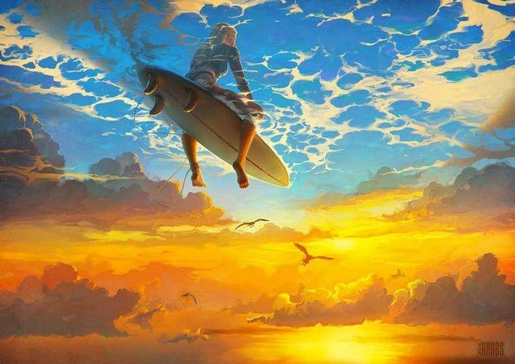 арт картинки мечты без ничего