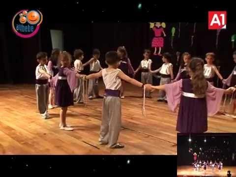 Otrive Dansı, 6 Yaş Hatice Kalander - YouTube