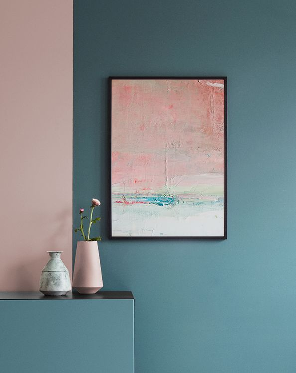 Abstract Oil 3 Poster