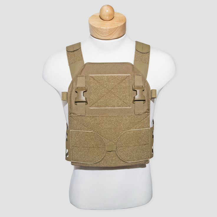 Low Profile Slick Plate Carrier (LPSPC)