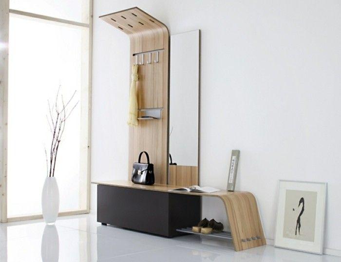 Moderne Flurmöbel Ausgefallene Garderobe Ideen Archzine