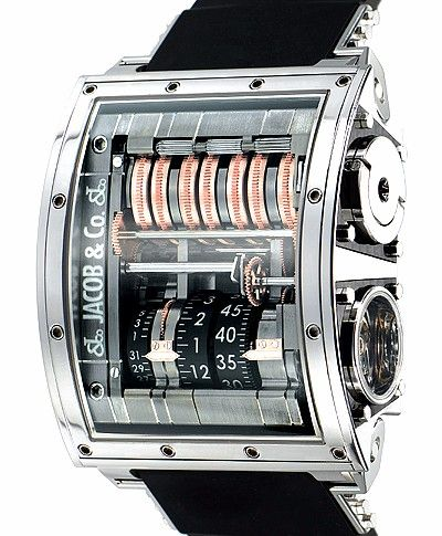 cool watch by Jacob Co.