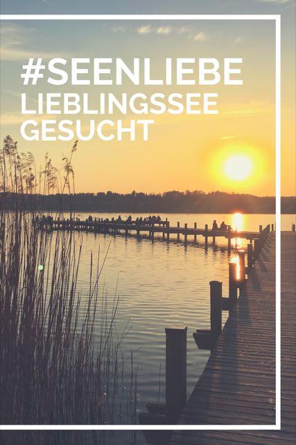 Seenliebe in Bayern. Die schönsten Seen in Bayern genauer unter die Lupe genommen. Von Lage über Freizeit, Genuss bis Besonderheiten. Seenliebe bedeutet: wo sind die schönsten Seen in Deutschland, Österreich und der Schweiz. Verpackt in einer Blogparade