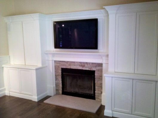 17 Best Images About Fireplace Ideas On Pinterest