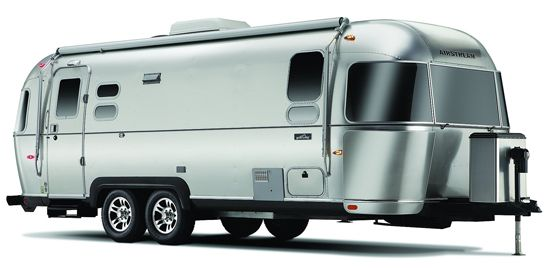 The Perfect Gift for Dad: An Eddie Bauer Airstream. Start saving up now!