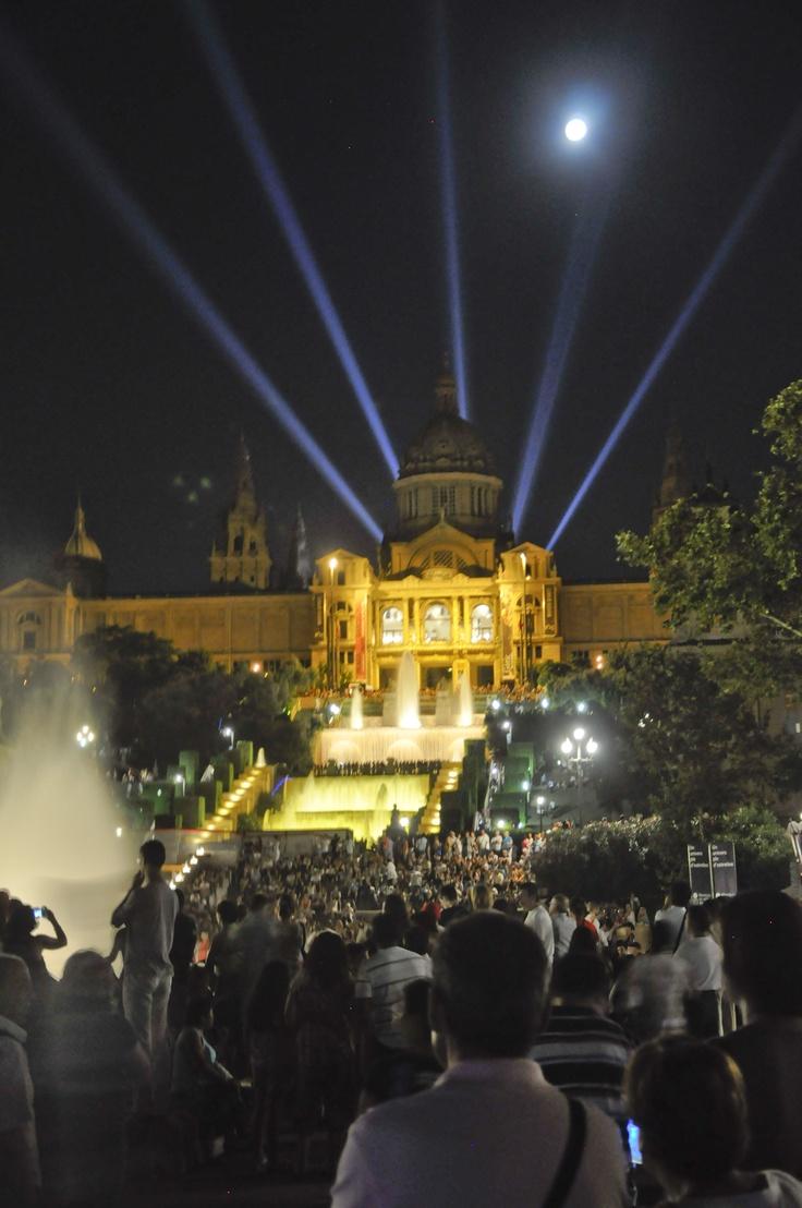 Montjuic Barcelona 157 best Beautiful places of