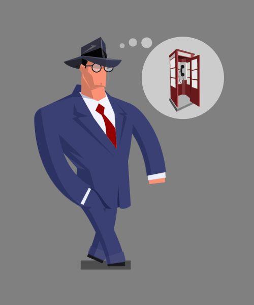 Simple Character Animation _ Skillshare by Josip Vranjković, via Behance