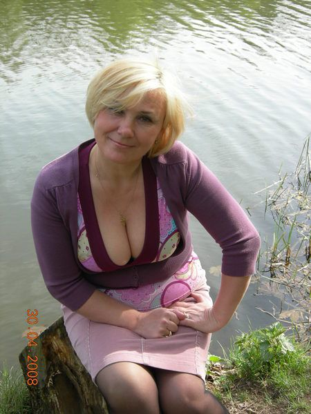 Nice date with mature lady