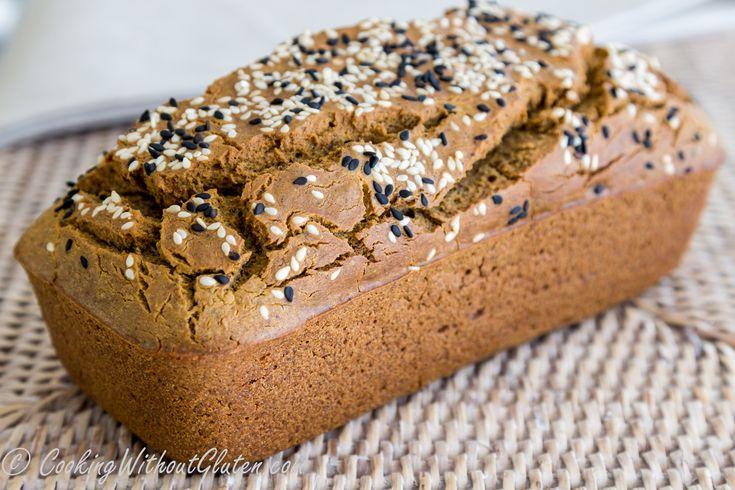 Рецепты качественного безглютенового хлеба, не содержащего также крахмалов любого происхождения, дрожжей, сахара, а также загустителей, найти практически невозможно. Над такими рецептами безглютено...