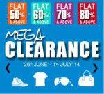 NCRMART.COM (Lowest Price Online Deals 4 U ): FashionAndYou Clothing & Footwears upto 80% off + ...